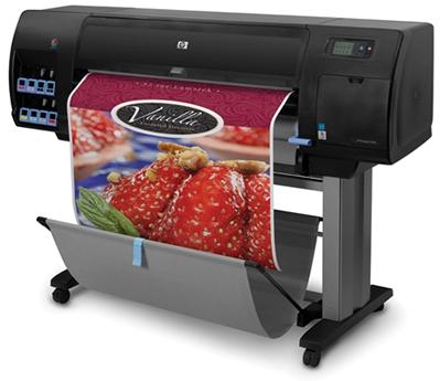 HP Designjet Z6100 Printer Repair